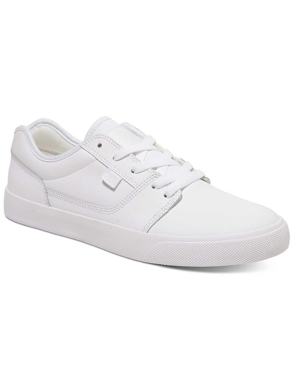 DC TONIK Unisex-Erwachsene Sneakers  Wei?|Wei?