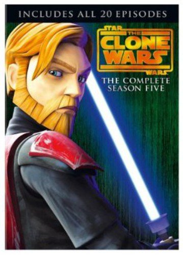Star Wars: The Clone Wars: Season 5 (Star Wars Clone Wars Season 4)