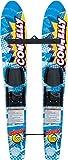 Connelly Skis Cadet Waterski Pair with Slide Adjustable Bindings