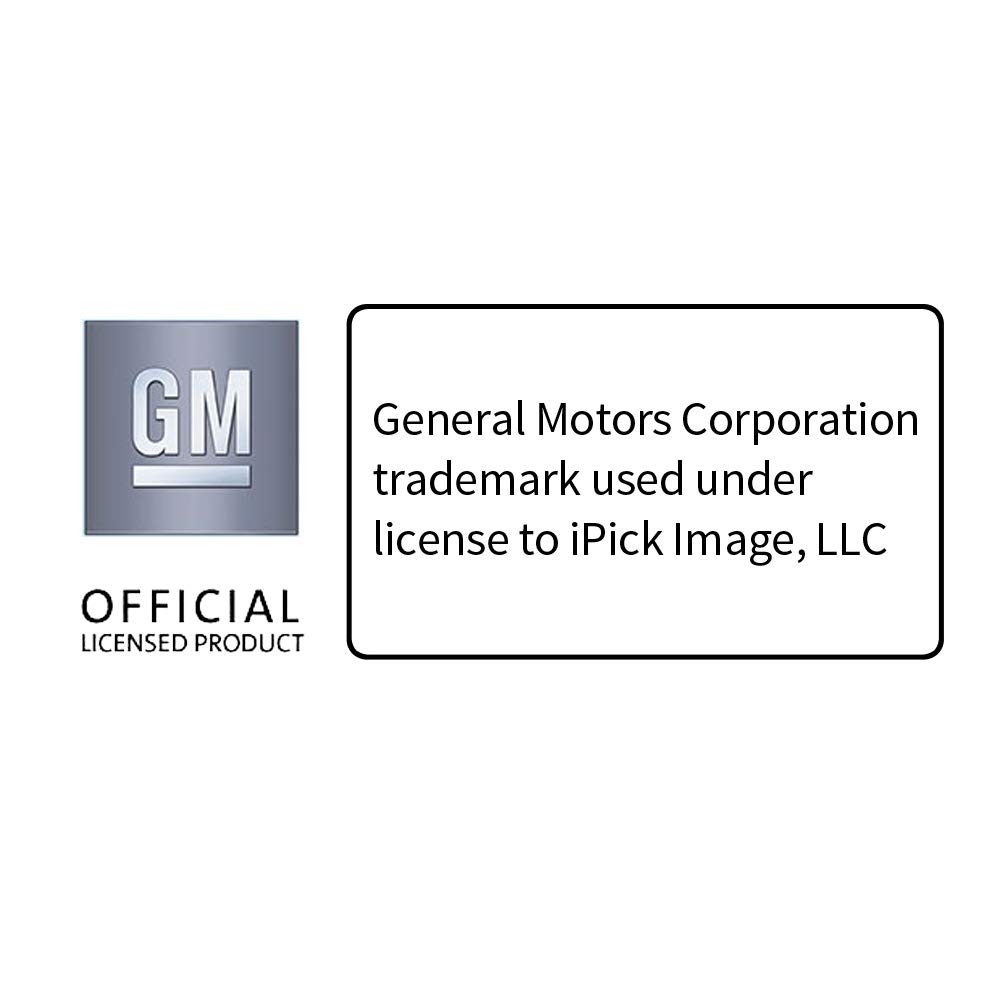GMC Denali Black Stainless Steel License Plate