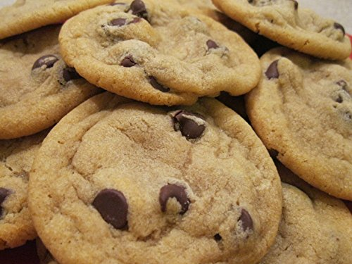 Chocolate Chip Cookies Soft Baked 2 Dozen Baked Fresh to order (Chocolate Chip Cookies Gift)