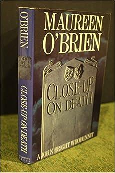 Book Close-up on death