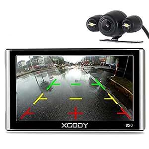 Amazon.com: Xgody 826 - Navegador GPS para coche (pantalla ...