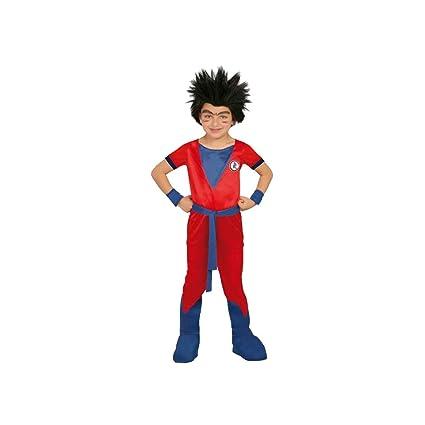 Guirca 82762 - Ninja Rojo Infantil Talla 10-12 Años: Amazon ...
