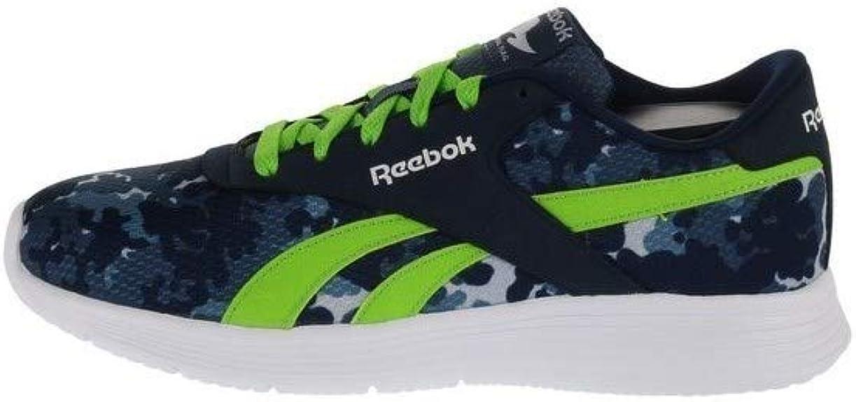 Reebok BD5524, Zapatillas de Trail Running Unisex niños, Azul (Collegiate Navy/Royal Slate/Solar Green /), 35 EU: Amazon.es: Zapatos y complementos
