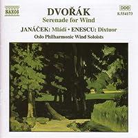 Music for Wind Ensembles - Dvorák, Janácek and Enescu