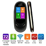 Best Electronic Translators - Smart Language Translator Device,72 Country langauge Two-Way Real Review