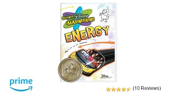 Amazon.com: The Science of Disney Imagineering: Energy Classroom ...