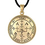 "Sigils are magical symbols used for the invocation of spirits. They are usually used in conjunction with prayer, incantations or meditation to invoke the power of the spirit they represent. The Archangel sigils come from the ancient book ""The Grimoir..."