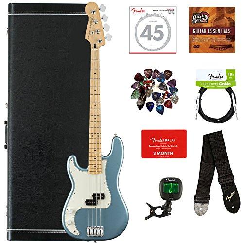 left handed bass fender - 7