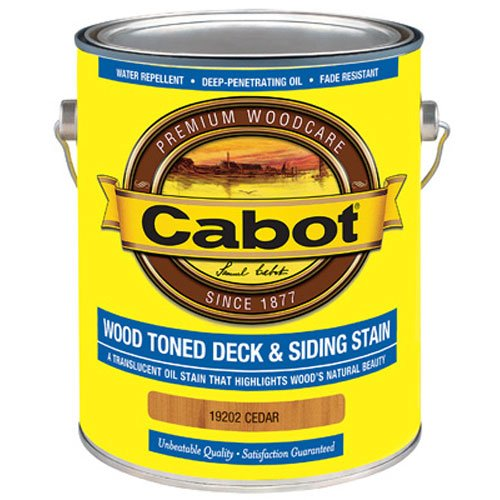 CABOT SAMUEL 19202-07 GAL Ced WD Deck Stain