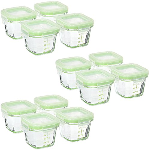 oxo 4 oz baby food containers - 4
