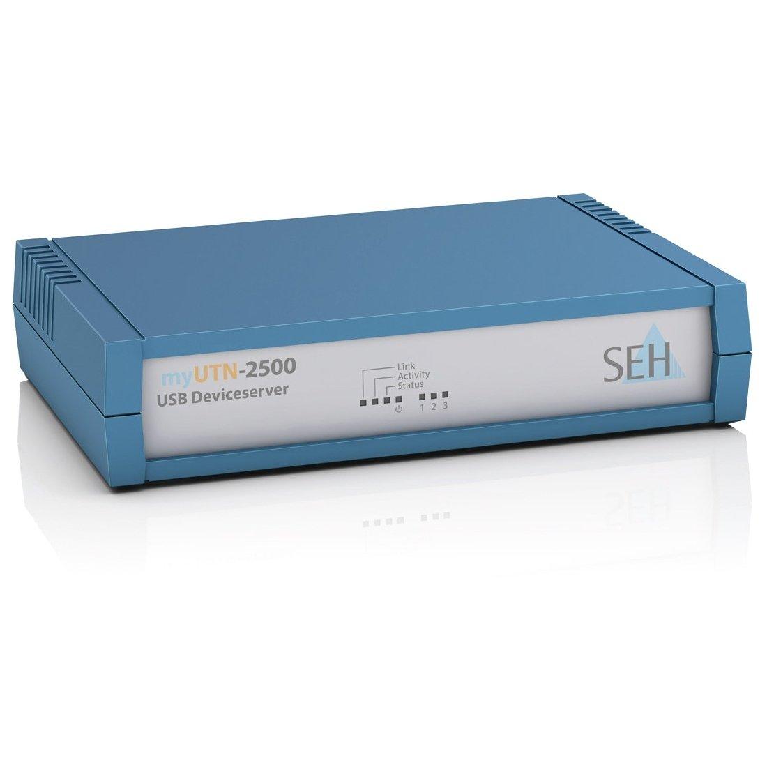 Seh M05082 Myutn-2500 - Device Server - 10/100 MB LAN, Gige, Superspeed USB3.0