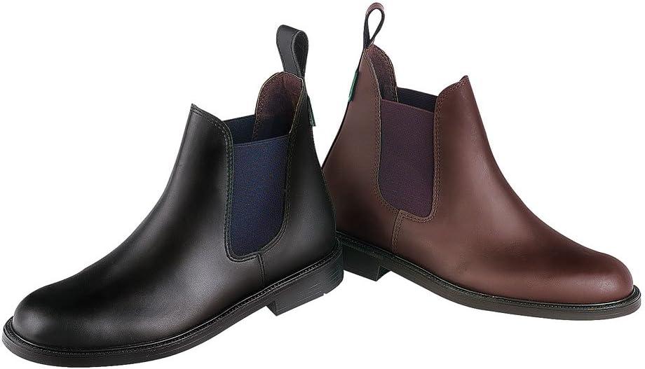 Ladies Kids Childs Horse Riding Classic Elastic Comfortable Norton Espon Jodphur Boots