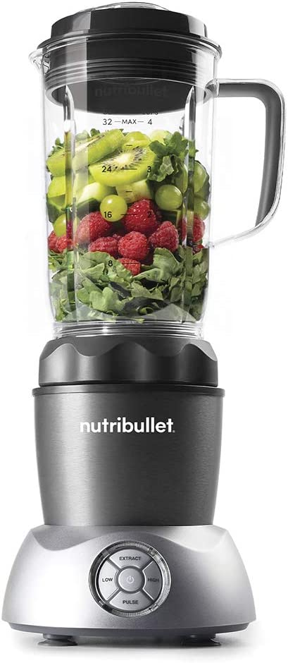 Nutribullet NB-28200-1008DG SELECT 1000-S - Batidora de vaso ...