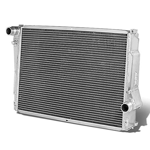 For BMW 3-Series Full Aluminum 2-Row Racing Radiator - E46 Manual MT only