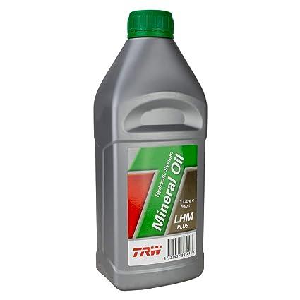 Trw Aceite hidráulico mineral, sistema hidráulico, Lhm Plus ...