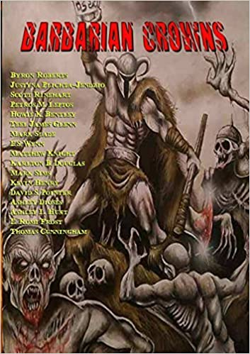 Barbarian Crowns by Barbwire Butterfly Books (2015-07-14)