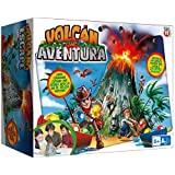 IMC Toys Escape from Volcano Play Fun-Italian Language, 96738IMIT (Idioma italiano)