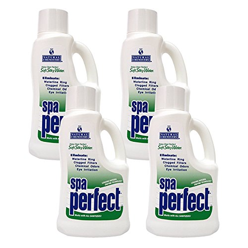 Natural Chemistry 4 Pack Spa Perfect 2L