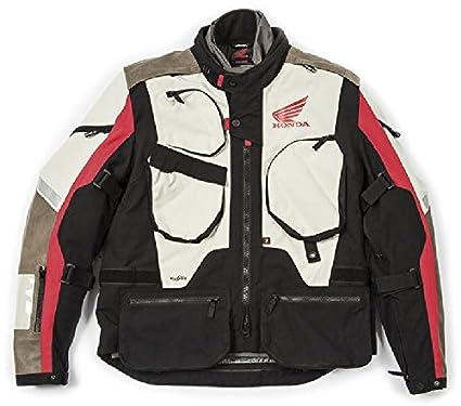 Chaqueta Moto Honda Spidi Adventure 3 capas desmontables M ...