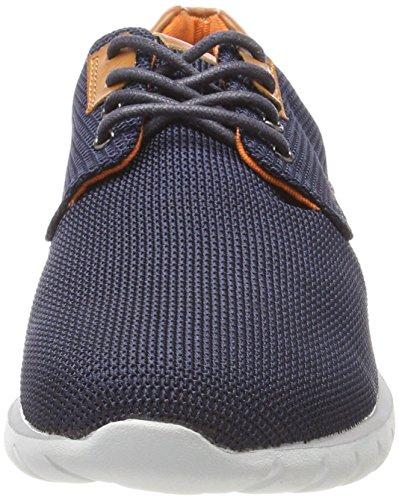 Dark Sneaker 322408016900 Bugatti Herren Blau Blue wpP6a0Uq
