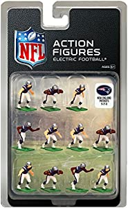 New England Patriots Home Jersey NFL Action Figure Set