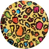 Tango Home Hotty Spotty 8-Inch Bamboolamine Plate, Set of 4