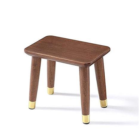 Cool Amazon Com Nbrtt Solid Hard Wood Stool Leg Step Stool Inzonedesignstudio Interior Chair Design Inzonedesignstudiocom