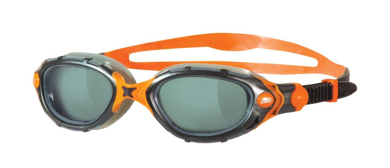 Zoggs Predator Flex Gafas de natación, Hombre, Humo/Negro, Única: Amazon.es: Deportes y aire libre