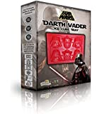 star wars silicone tray, YukiLux Darth Vader Mold, silicone ice tray for Star Wars lovers, ideal for chocolate, candy, jello ecc, BPA free and FDA approved