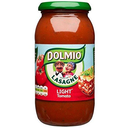 Dolmio Lasaña De Pasta De Tomate Ligera Salsa De 500G: Amazon.es: Alimentación y bebidas