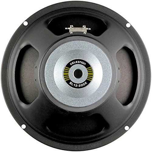 Celestion BL12-200X 12'' 200W 8ohm Ceramic Bass Replacement Speaker by CELESTION