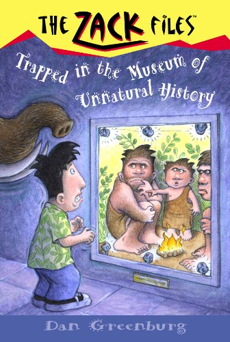 Museum File (Zack Files 25: Trapped in the Museum of Unnatural History (The Zack Files))