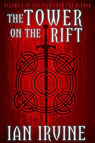 book cover of The Tower On the Rift