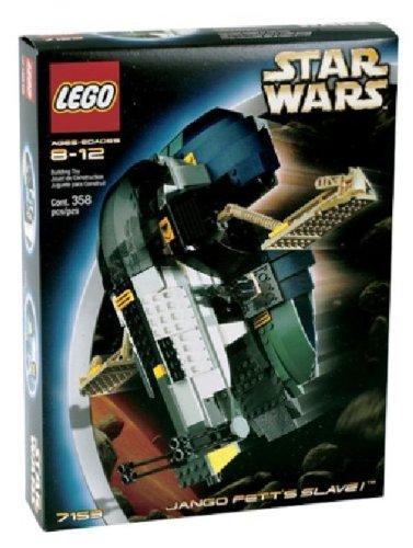 Star Wars Lego #7153 Jango Fett's Slave I