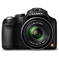 Panasonic LUMIX DMC-FZ70 16.1 MP Digital Camera with 60x Optical Image Stabilized Zoom and 3-Inch LCD (Black) (Certified Refurbished)