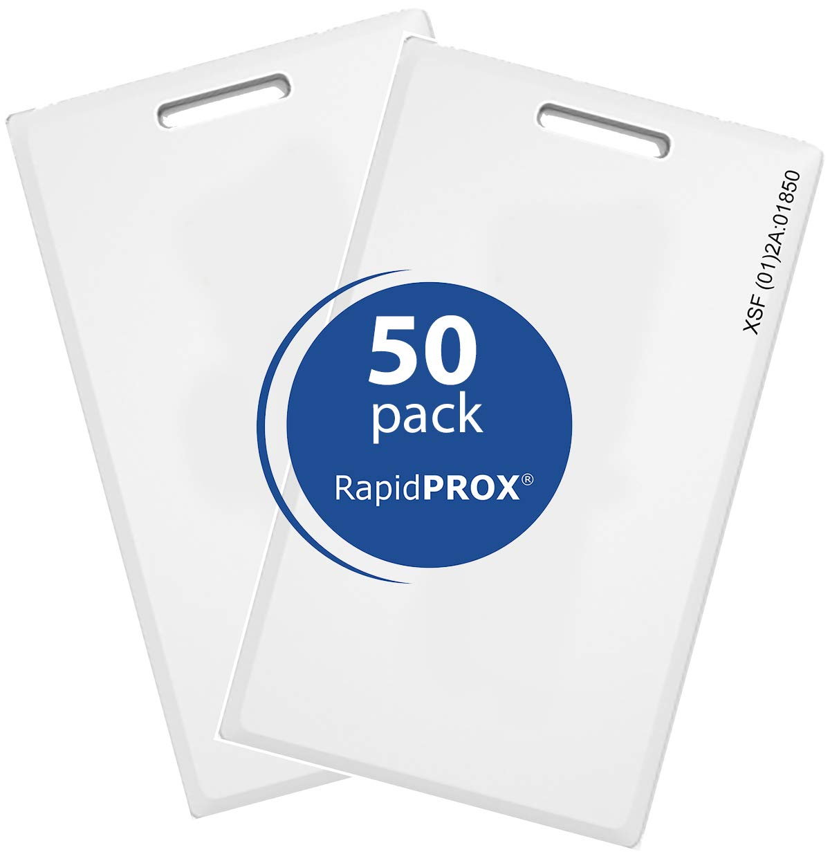 RapidPROX Clamshell Cards for Kantech - Compare to P10SHL (50 Pack)