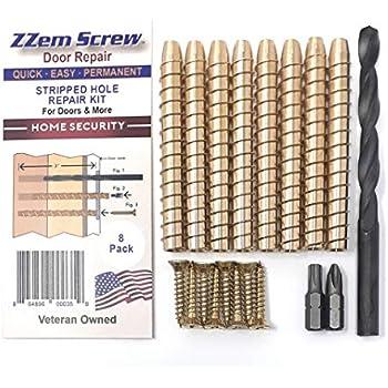 Hard-to-Find Fastener 014973125806 Phillips Flat Wood Screws 6 x 5//8-Inch