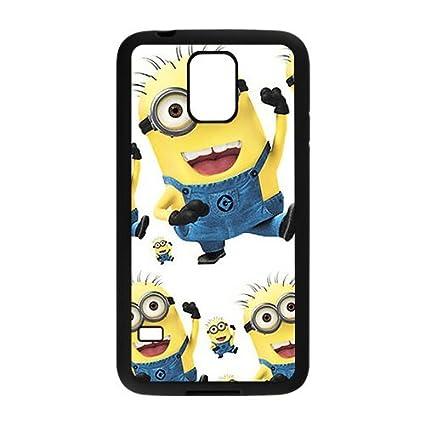 Amazon.com: Cute naughty horarios de minions Cell Phone Case ...
