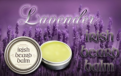 Irish beard balm Lavender by Irish beard balm