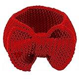 Charming Women Lady Hairband Fashionable Big Bow Knot Decoration Headband