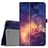 Fintie Folio Case for Samsung Galaxy Tab A 8.0 2017 Model T380/T385, Premium PU Leather Folio Stand Cover with Auto Sleep/Wake for Galaxy Tab A 8.0 Inch SM-T380/T385 2017 Release, Galaxy