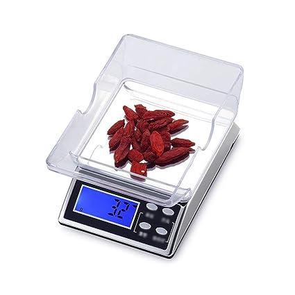 XF Básculas Digitales Balanzas de Cocina: una pequeña Torta para Hornear de Alta precisión para