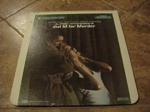 DIAL M FOR MURDER CED DISC