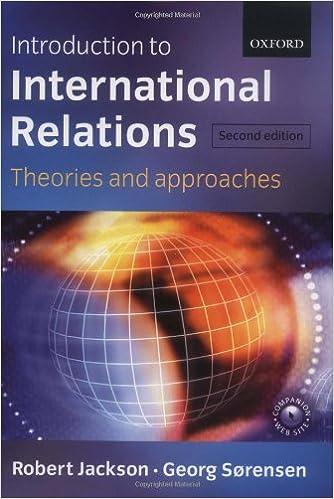 Amazon com: Introduction to International Relations