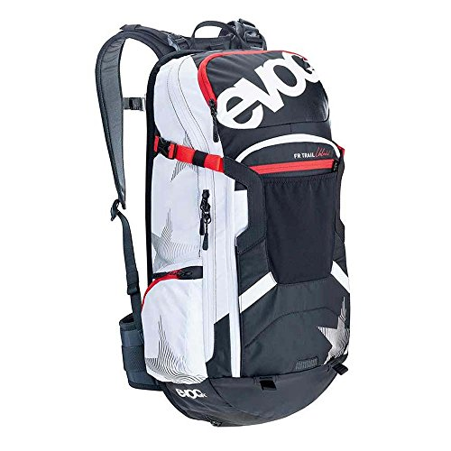 EVOC FR Trail Team Protector Hydration Pack Unlimted Blac...