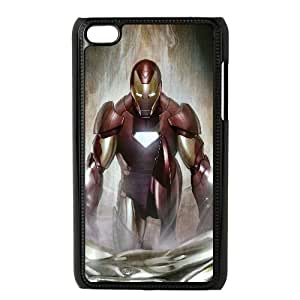 Iron Man Comic iPod Touch 4 Case Black gift pp001_6484586