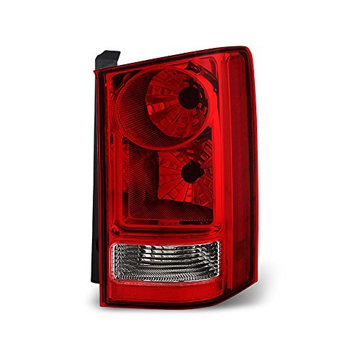 ACANII - For 2009-2015 Honda Pilot Rear Replacement Tail Light - Passenger Side Only