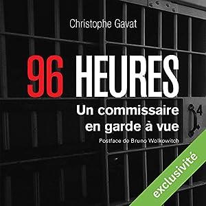 96 heures Audiobook